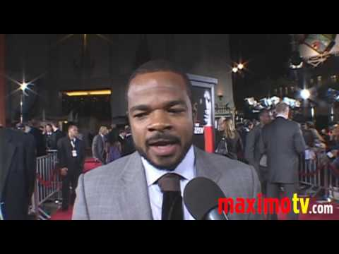 F. Gary Gray Interview At LAW ABIDING CITIZEN Premiere In Hollywood
