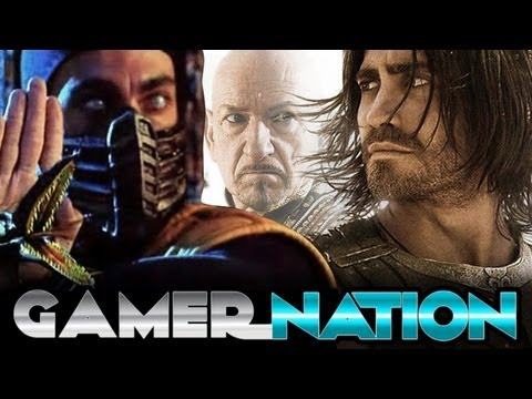 MAKE A GOOD VIDEO GAME MOVIE! (Gamer Nation)