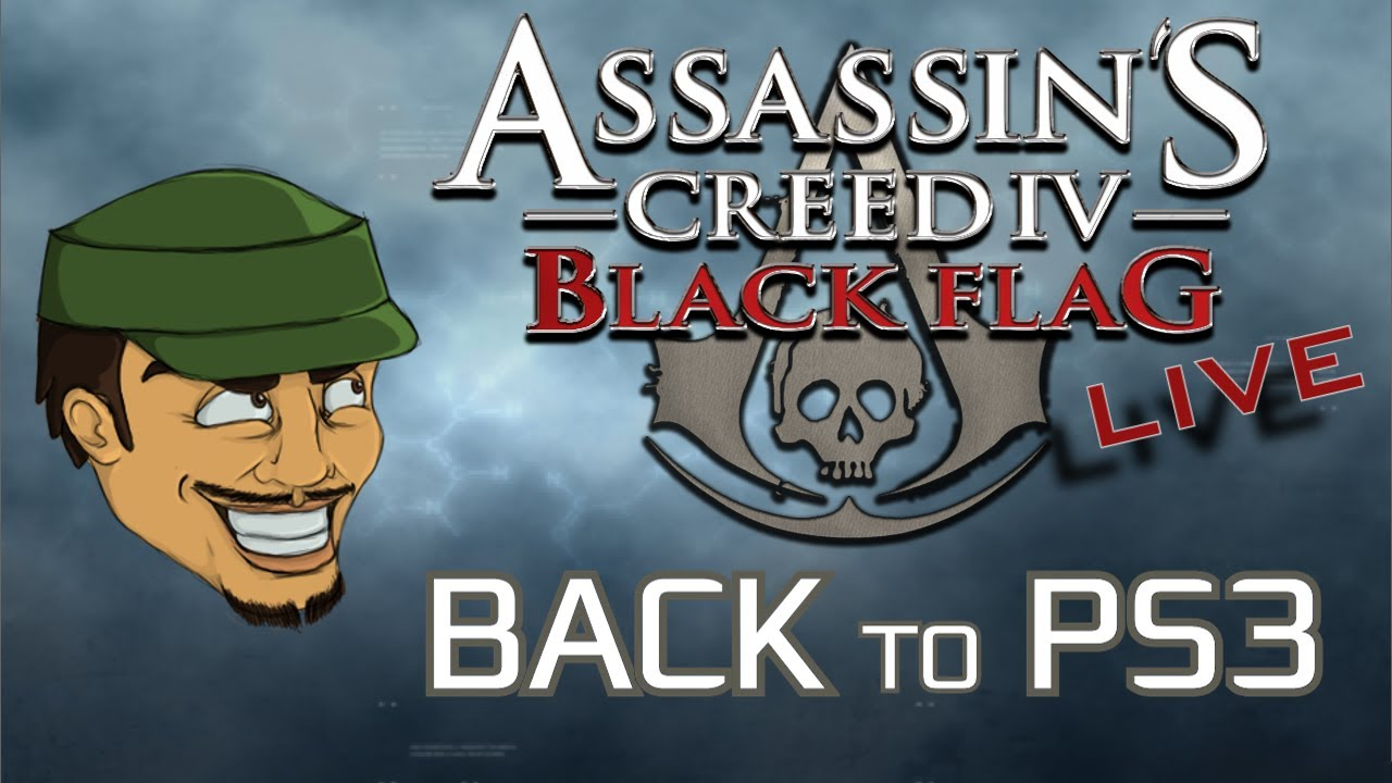 ac4 black flag mutiplayer ps3 vs ps4 live comm youtube