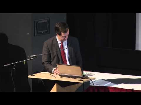 Andrew Coyne transportation lecture at SFU - Easing Congesti