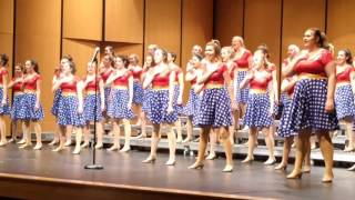 Fight Song (Show Choir Cover) *NEW AND IMPROVED!!*