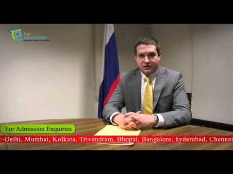 Rus Education: Interview of Director of Russian Centre of Science & Culture in Kolkata