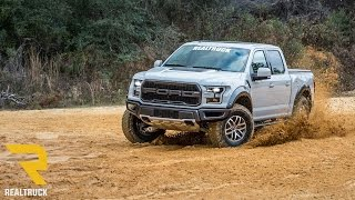 Driving the 2017 Ford Raptor F-150 First Impressions | Deep Sand, Hills, and More
