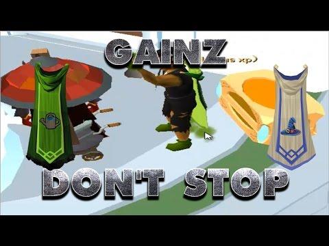 RuneScape 2K15 Achieving 120 Farm/Magic