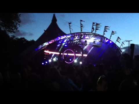 Sub Focus LIVE @ Lovebox Festival 2012