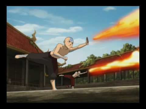 Avatar - Aang's Journey