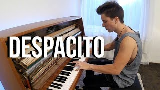 download lagu Despacito Piano Cover By Peter Buka gratis