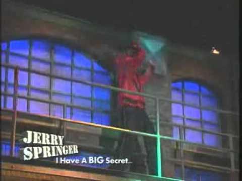 Jerry Springer: My First Big Break