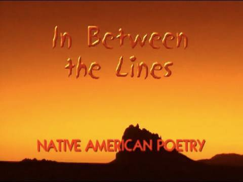 COLORES | In Between The Lines: Native American Poetry | KNME
