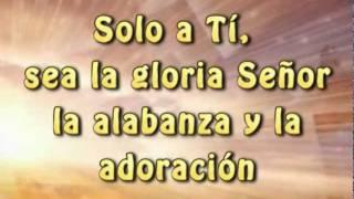Solo A Ti (Pista) (Letra) - Marcela Gandara / Abel Zavala