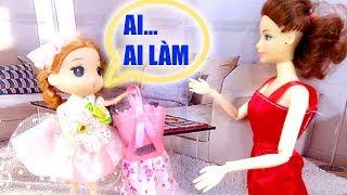 Bài học về lời XIN LỖI - B56 - Nữ hoàng búp bê baby doll