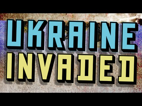 Russia's 'Stealth Invasion' Of Ukraine The Opposite Of Stealthy