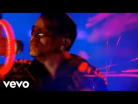 U2 - Ultravioletlight My Way