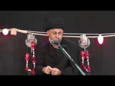 Abu Talib Tabatabai, Allama -  02 Muharram 1440 -  13 Sept. 2018 - Karachi, Pakistan
