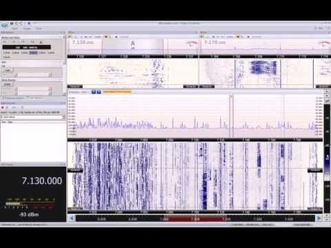 SDR-Radio V2 (Beta), FUNcube Dongle Pro Plus (Win7 64Bit)