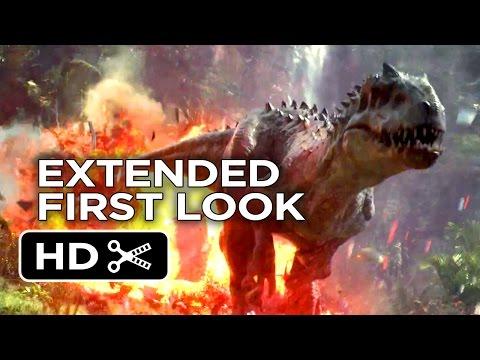 Jurassic World Official Extended First Look (2015) - Chris Pratt Movie HD