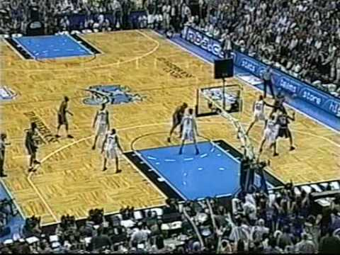 The best part, enjoy!! // The best game of the series!!! Fight, T-Mac thrashtalking and dissing Glenn Robinson, Ray Allen dunks on T-Mac but T-Mac wins the g...