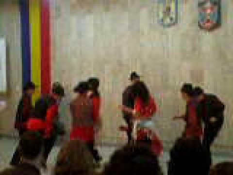 Dansuri tiganesti:X
