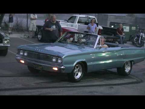 Hemi Mopar Burnouts ~ More Vintage 426 Hemi Cars in the Motor City HD
