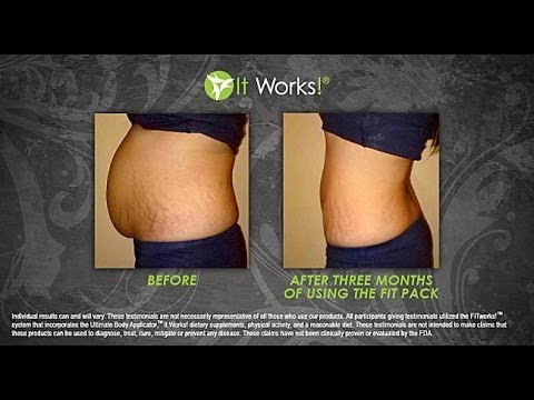 BEFORE YOU BUY IT WORKS BODY WRAPS!