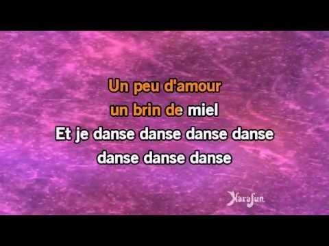 INDILA . Dernière Danse . Paroles ( Lyrics). 0vx picture
