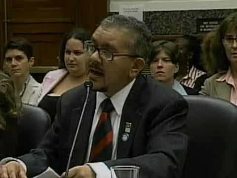 Transgender Discrimination Hearing: Diego Sanchez Image 1