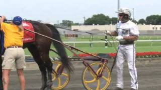 $1.5 million 2009 Hambletonian Final -- USTA harness racing Hoof Beats