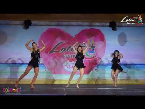 MOVIMENTO CYPRUS - LEBANON LATIN FESTIVAL 2018