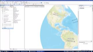ArcGIS Basics 2 - ArcCatalog and Feature Classes/Shapefiles and Editing