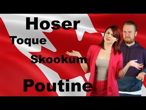Brits React To Canadian Slang
