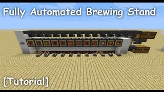 Fix for the automated brewing stand - Minecraft 1.5.1
