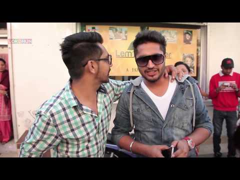 Mr & Mrs 420 - Patiala - Promotional Tour - Jassi Gill - Babbal...