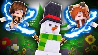 Minecraft Daycare - MAGIC SNOWMAN !? (Minecraft Roleplay)