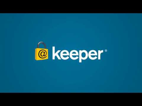 Keeper Password Manager APK Cover