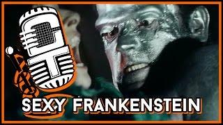 """Creature Talk Ep136 """"Sexy Frankenstein"""" 7/25/15 Video Podcast"""