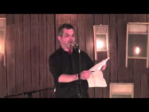 "Reading from ""SLEEPWALKING IN PARADISE"""
