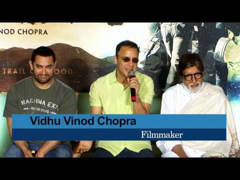 Big B, Aamir in Vidhu Vinod Chopra's next!