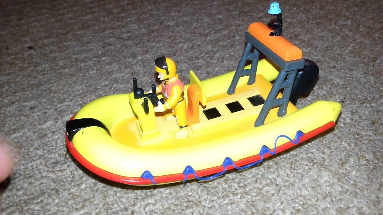 Fireman Sam Toys Neptune Boat Fireman Sam Die-cast Neptune