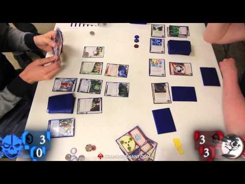 Netrunner LCG - Colorado Springs Regional 2014 - Game 12