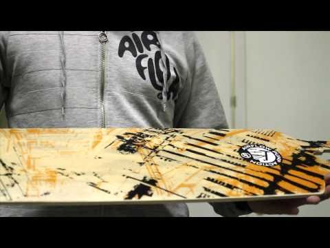 Airflow Skateboards -- Pump Action