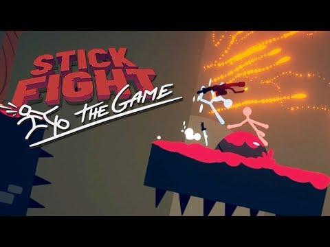 SERPIENTES ASESINAS Y ESCAPANDO DE LA MUERTE!! Stick Fight #1