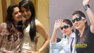 A girls day out for Trisha and Nayantara