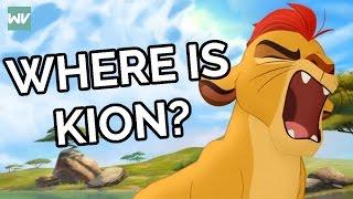download lagu Why Kion Isn't In The Lion King 2 Theory: gratis