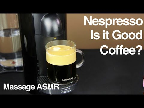 Nespresso Vertuo - Unboxing Coffee & Mug & Is it Good Coffee