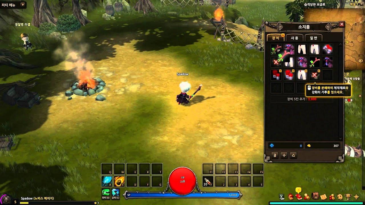 Dungeon Striker Wallpaper Dungeon Striker Day 1