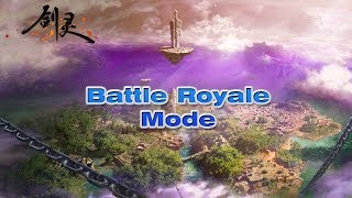 Blade And Soul (CN) - New Battle Royale Mode Gameplay Preview Coming on 20/9/2018
