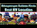 2019 Albuquerque Balloon Fiesta - Best RV Location and Guide