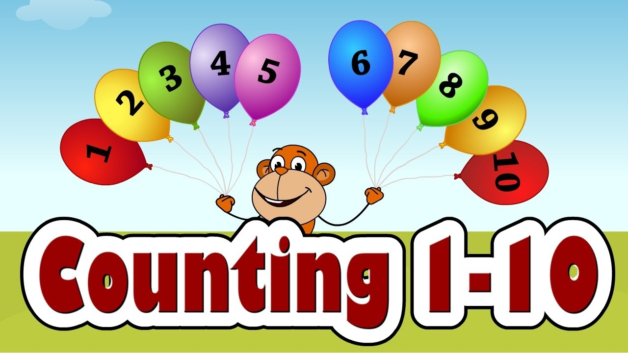 count to worksheets html canvas art count to by trendypeas counting numbers 1 10