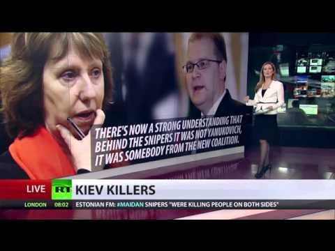 BBC Silent - Leaked Ukraine Catherine Ashton call was known to ALL EU members days ago