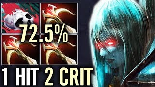 WHO NEED FURY WHEN U HAVE 100% CRIT #1 DOTA 2 (PA PATCH 7.19 FUNNY META)